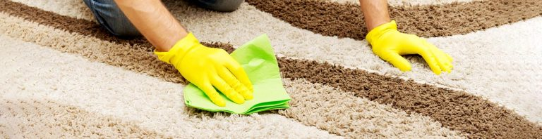 5 mistakes when cleaning the carpet