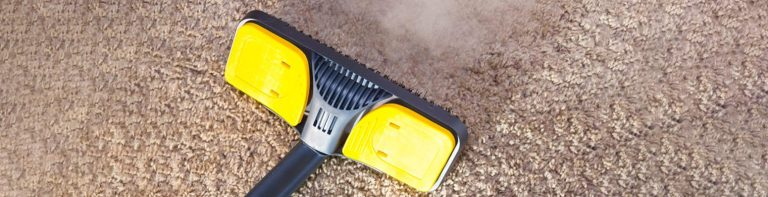 Mistakes in carpet cleaning