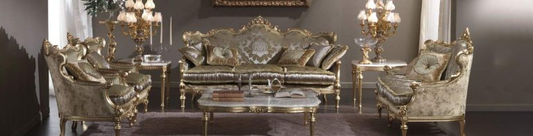 Classic French furniture