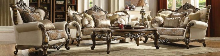 Royal and expensive furniture