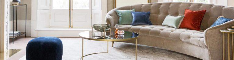 Cleaning velvet furniture