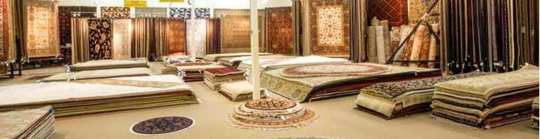 Types of Iranian carpet designs